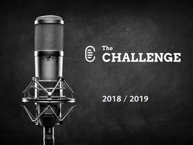 Student speaker competition The Challenge 2018/2019